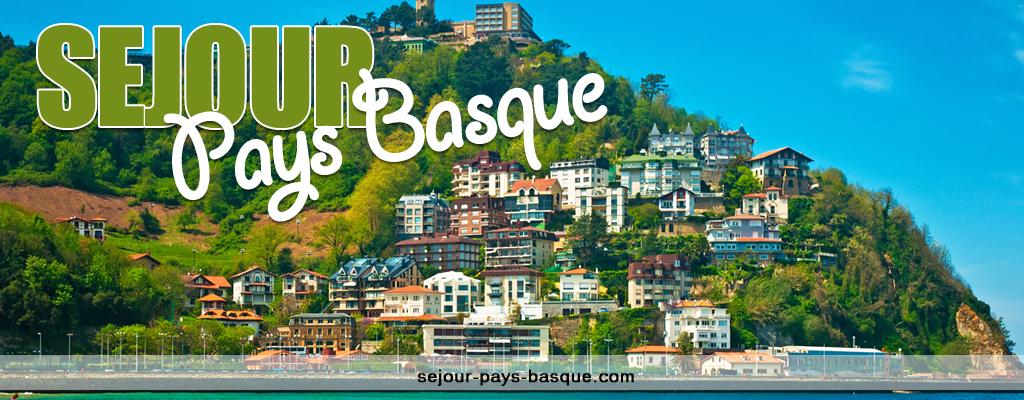 Sejour pays basque